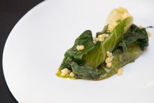 Insalata mista marinata sottovuoto al balsamico