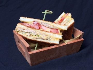 FAC: Club Sandwich di Faraona